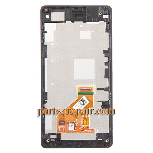 We can offer Complete Screen Assembly for Sony Xperia Z1 Compact