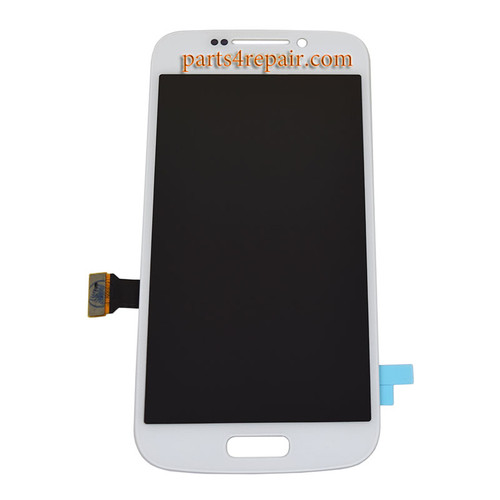 Complete Screen Assembly for Samsung Galaxy S4 zoom C101 -White