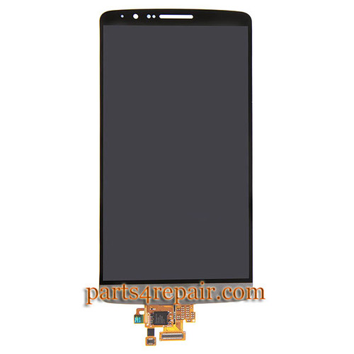 Complete Screen Assembly for LG G3 D855 D851 D850 LS990 -Gray