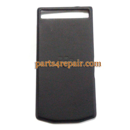 Back Cover for BlackBerry Porsche Design P'9982 -Black