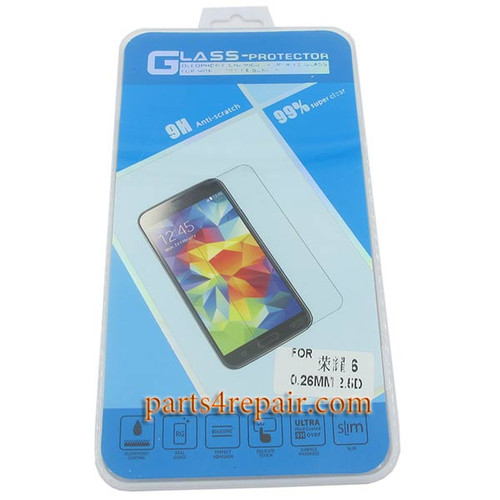 you can find Explosion Proof Glass for Huawei Honor 6 in www.parts4repair.com