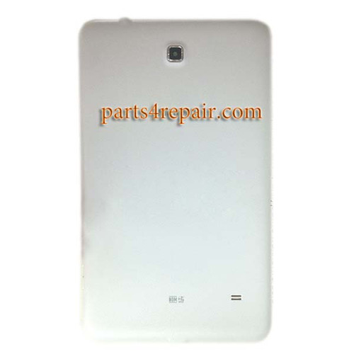 Back Cover for Samsung Galaxy Tab 4 8.0 T330 WIFI -White in www.parts4repair.com