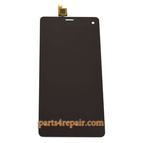 Complete Screen Assembly for ZTE Nubia Z7 mini NX507J from www.parts4repair.com