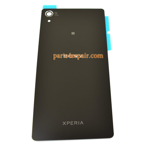 Back Cover with NFC OEM for Sony Xperia Z1 L39H -Black