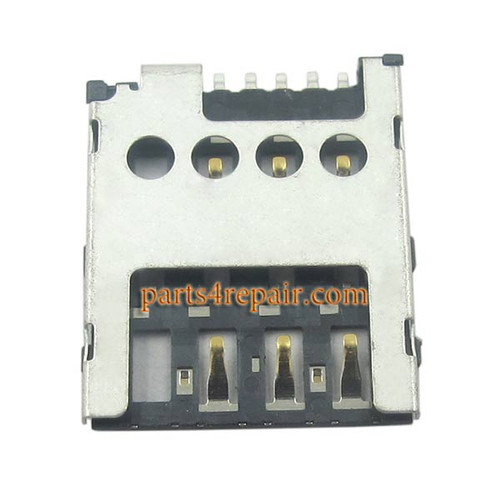 SIM Card Reader for Nokia Lumia 530 630 from www.parts4repair.com