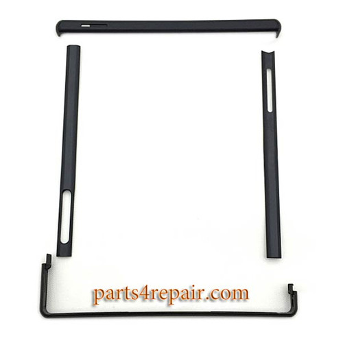 Side Rails for Sony Xperia Z Ultra XL39H from www.parts4repair.com