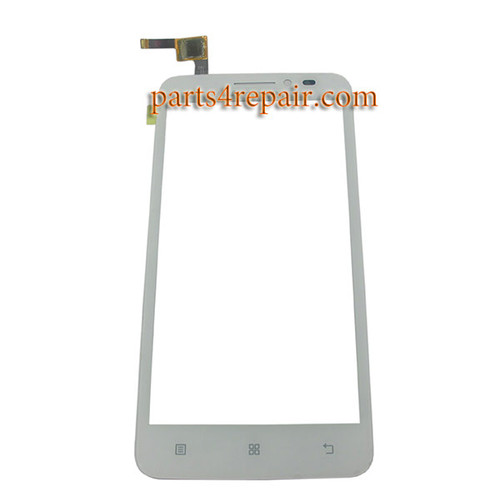 Touch Screen Digitizer for Lenovo A606 -White