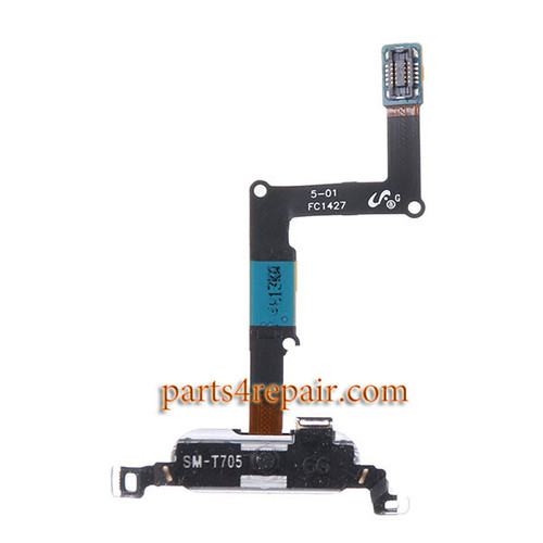 Home Button Flex Cable for Samsung Galaxy Tab S 8.4 T700 T705 -White