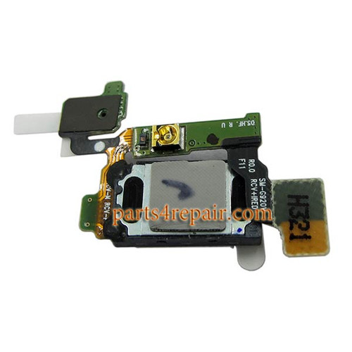 Earpiece Speaker Flex Cable for Samsung Galaxy S6 All Versions