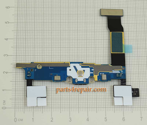 Dock Charging Flex Cable for Samsung Galaxy Note 4 N910F