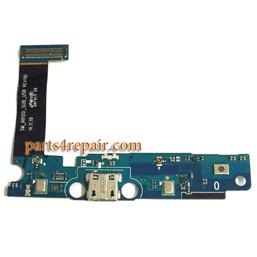 Dock Charging Flex Cable for Samsung Galaxy Note Edge N9150