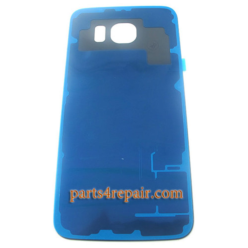 Back Cover OEM for Samsung Galaxy S6 All Versions -Black