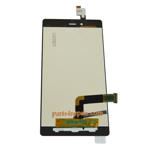 Complete Screen Assembly for ZTE Nubia Z9 mini NX511J -Black
