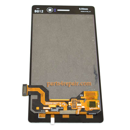Complete Screen Assembly for Oppo R5