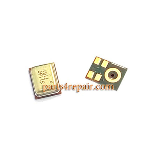 Microphone for Samsung Galaxy S6 from www.parts4repair.com