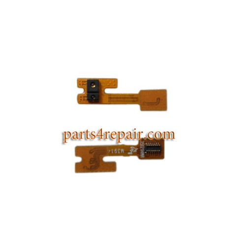 Proximity Sensor Flex Cable for Xiaomi M4 from www.parts4repair.com