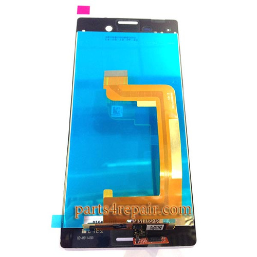 Complete Screen Assembly for Sony Xperia M4 Aqua -White