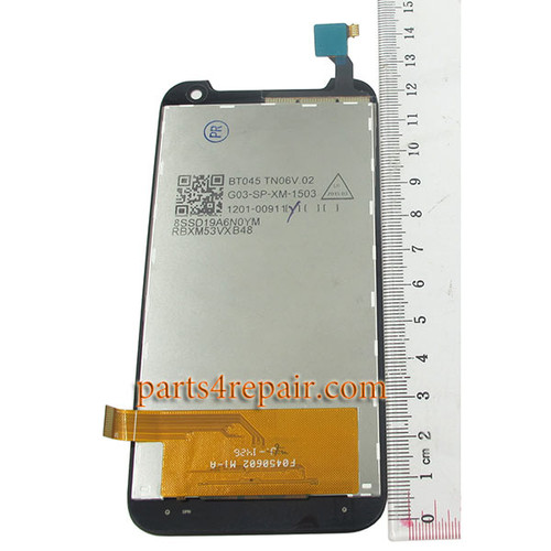 We can offer Complete Screen Assembly for HTC Desire 310
