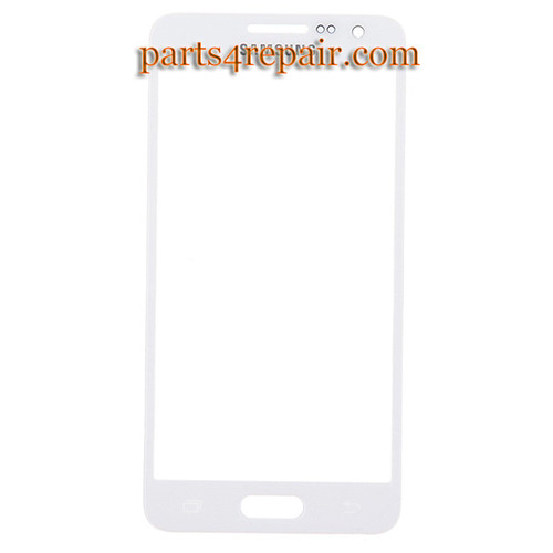 Front Glass OEM for Samsung Galaxy E5 SM-E500 -White