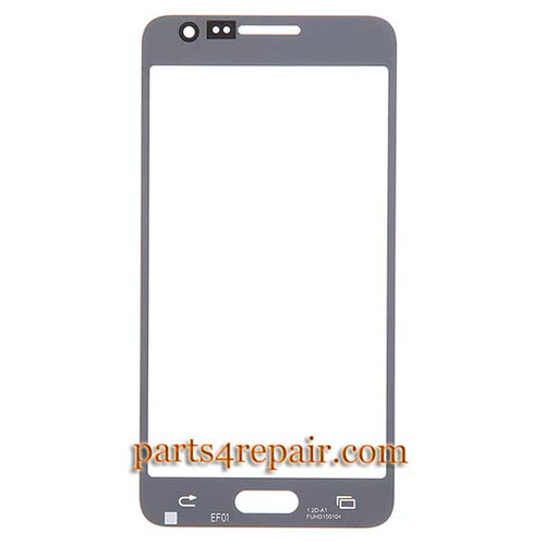 We can offer Front Glass for Samsung Galaxy E5 SM-E500 -White