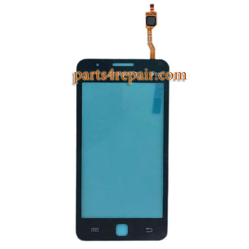 Touch Screen Digitizer for Samsung Z1 Z130H -Black