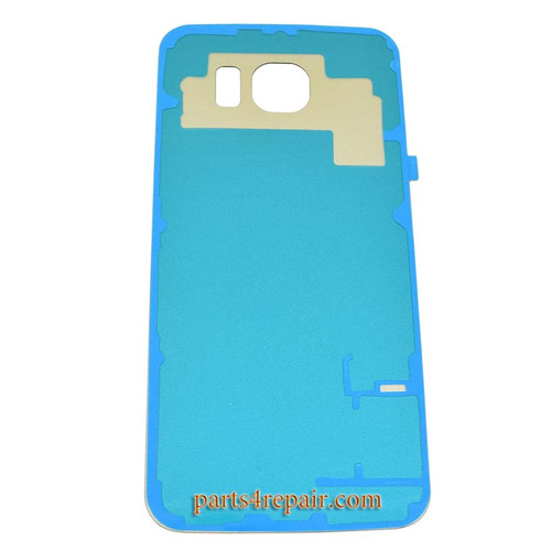 Back Cover OEM for Samsung Galaxy S6 All Versions -Gold
