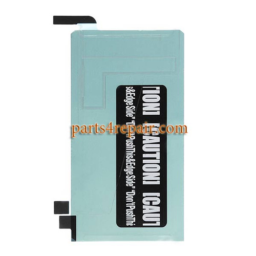 LCD Adhesive for Samsung Galaxy S6 Edge from www.parts4repair.com