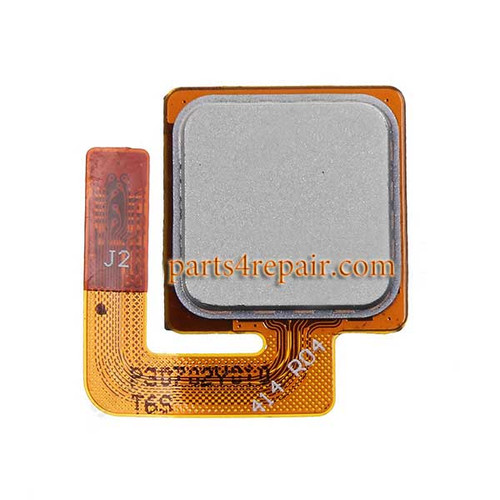 Fingerprint Sensor Flex Cable for HTC One Max -White