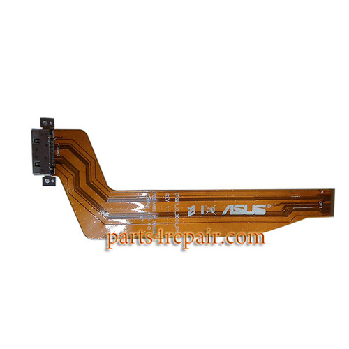 Dock Charging Flex Cable OEM for Asus Eee Pad TF201 from www.parts4repair.com