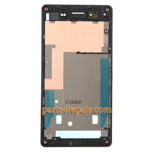 We can offer Front Housing Cover for Sony Xperia E3