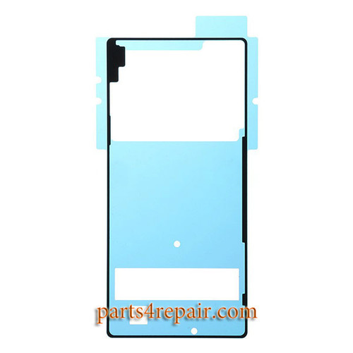 Back Cover Adhesive Sticker for Sony Xperia Z3+