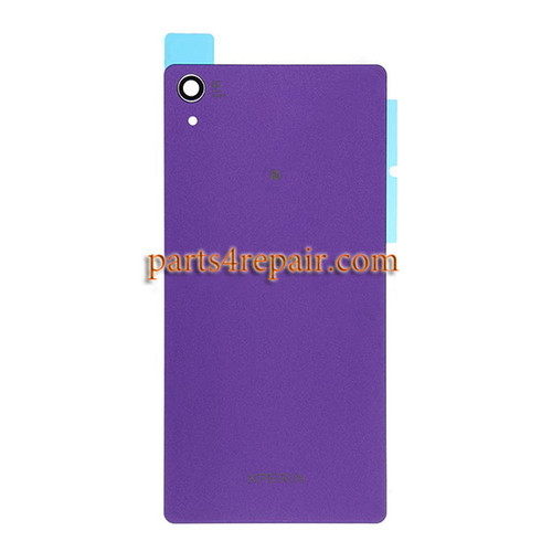 Back Cover OEM for Sony Xperia Z2 -Purple