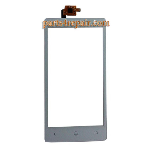 Touch Screen Digitizer OEM for Acer Liquid E3 E380 -White