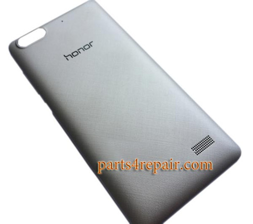 Back Cover with Side Keys for Huawei Honor 4C -Gold