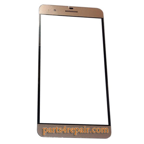 Front Glass OEM for Huawei Honor 6 Plus -Gold