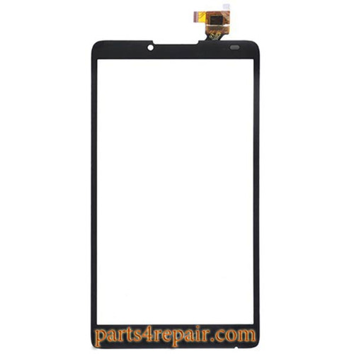 Touch Screen Digitizer for Lenovo A880 -Black