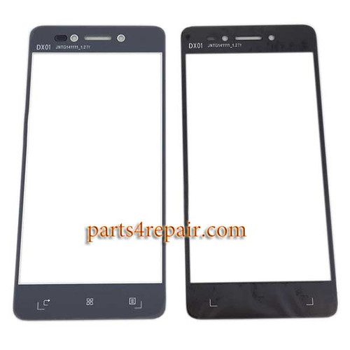 Front Glass for Lenovo S90 Sisley -White