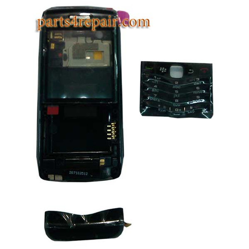 Full Housing Cover for BlackBerry Pearl 3G 9105