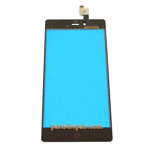 Touch Screen Digitizer for ZTE Z9 mini NX511J -Black