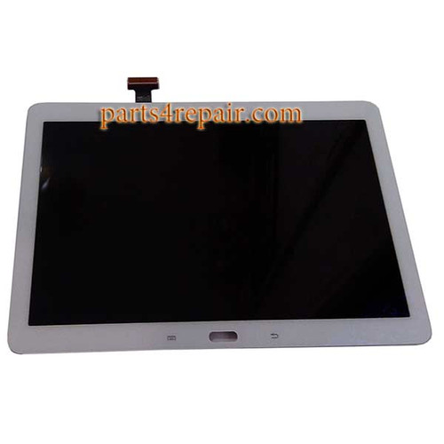 Complete Screen Assembly for Samsung Galaxy Tab Pro 10.1 T520 -White