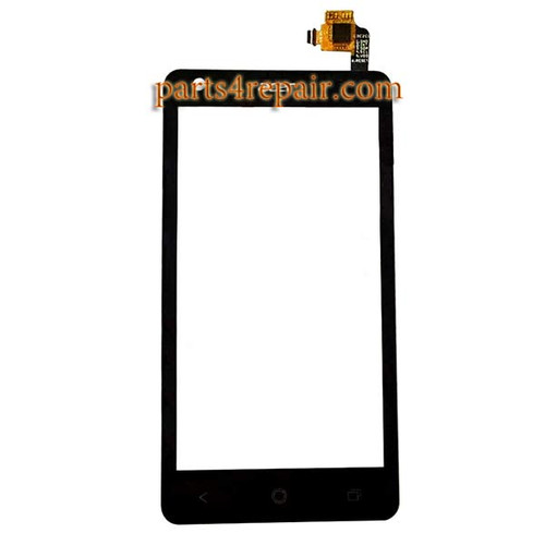 Touch Screen Digitizer for Acer Liquid Z410 from www.parts4repair.com