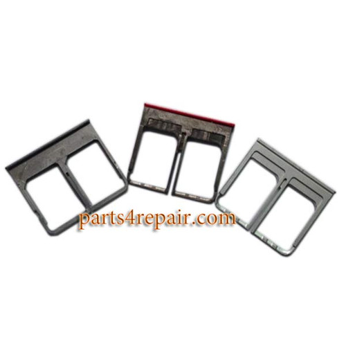 Dual SIM Tray for HTC One E8 from www.parts4repair.com