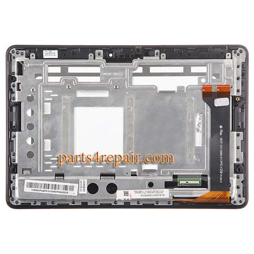 Complete Screen Assembly with Bezel for Asus Memo Pad 10 ME102 (for REV2.0)