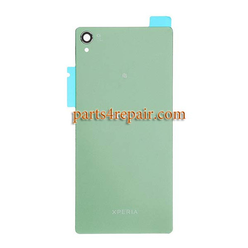 Back Cover for Sony Xperia Z3 from www.parts4repair.com