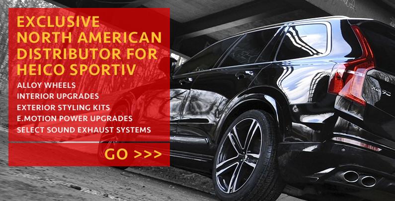 Volvo & Saab Performance Parts & Accessories | ViVA Performance