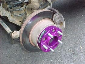 All About Wheel Spacers Viva Performance