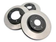 StopTech Premium Rear Brake Rotor, 9-2X 2.5L, 125.47011