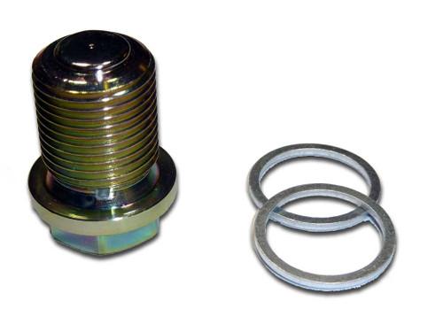 Magnetic Drain Plug, Volvo Fitment, Long Thread M18x1.5