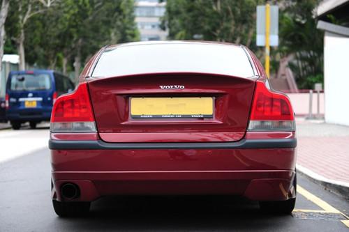 "Genuine Volvo ""Sport Kit"" Lower Rear Spoiler, S60R - ViVA Performance"