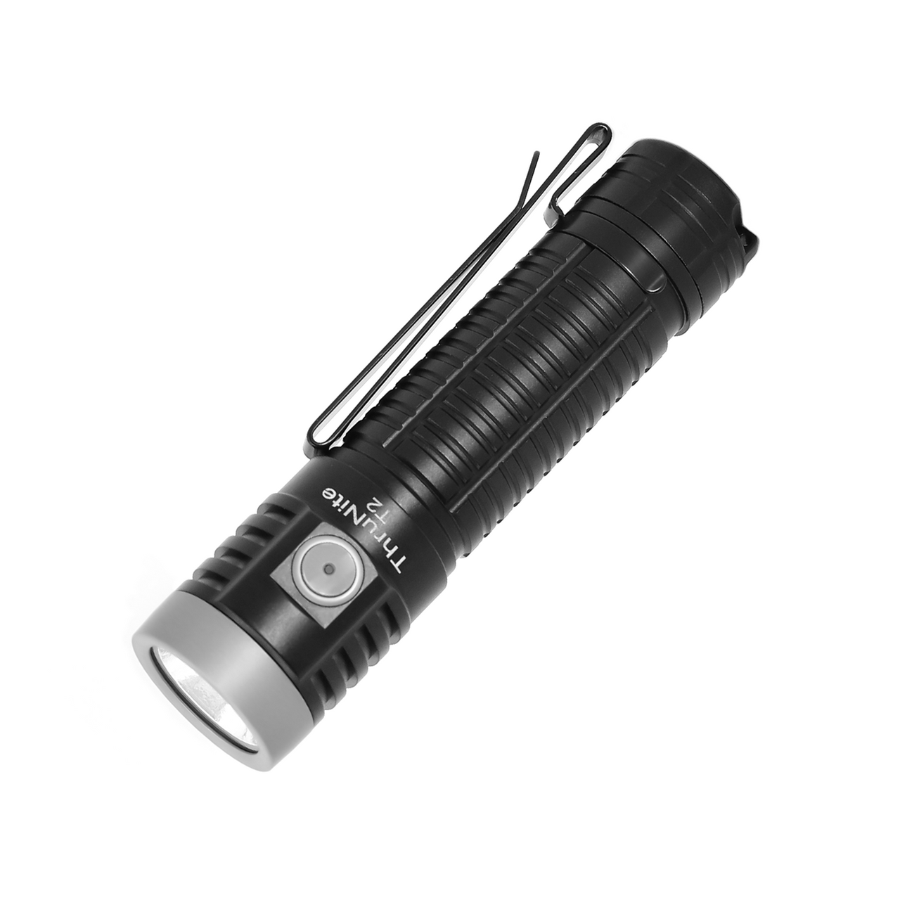 Thrunite Flashlight T2 Handheld Flashlight Tactical Light Thrunite has just released the new tc15 edc with xhp35 making a listed 2300 lumens. t2
